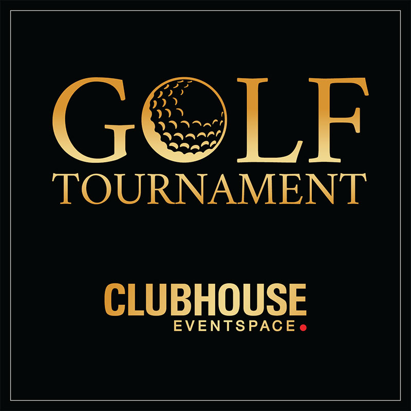 Clubhouse Golf Tournament