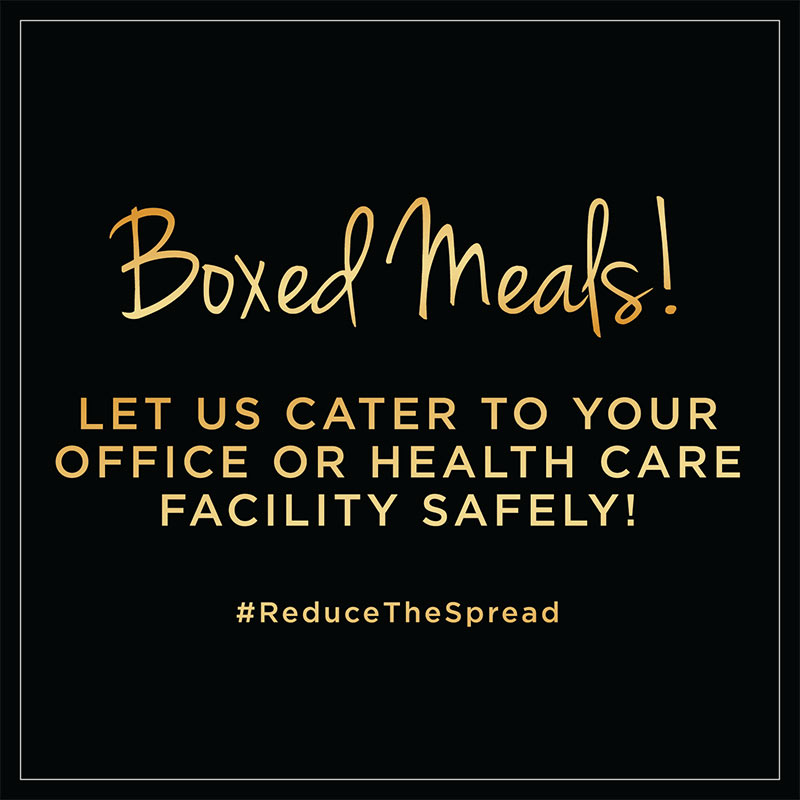 Safe and Easy box meal